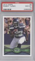 Robert Turbin [PSA 10]