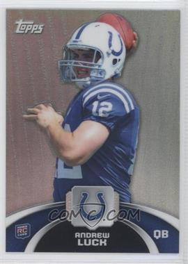 2012 Topps - Mega Boxes Holiday Mega Box Refractors #TFHM-AL - Andrew Luck