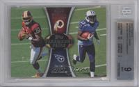 Robert Griffin III, Kendall Wright [BGS 9 MINT]