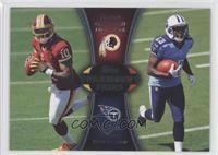 Robert Griffin III, Kendall Wright
