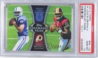 Andrew Luck, Robert Griffin III [PSA 10 GEM MT]