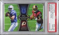 Andrew Luck, Robert Griffin III [PSA 10]