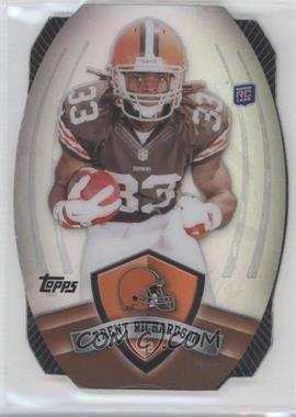 2012 Topps - Prize Game Time Giveaway Die-Cut #44 - Trent Richardson