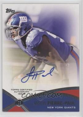 2012 Topps - Prolific Playmakers Autographs - [Autographed] #PPA-JPP - Jason Pierre-Paul