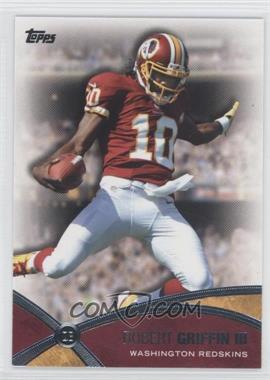 2012 Topps - Prolific Playmakers #PP-RG - Robert Griffin III
