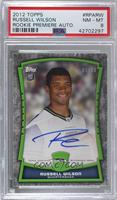 Russell Wilson /90 [PSA 8 NM‑MT]