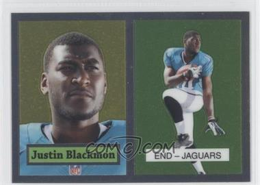2012 Topps Chrome - 1957 Design #9 - Justin Blackmon