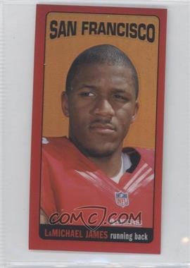 2012 Topps Chrome - 1965 Design - Red Border Refractor #21 - LaMichael James /75