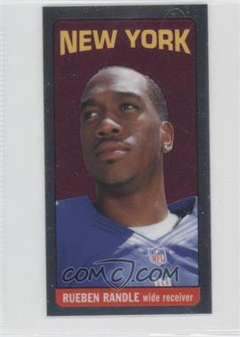 2012 Topps Chrome - 1965 Design #16 - Rueben Randle