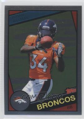 2012 Topps Chrome - 1984 Design #33 - Ronnie Hillman