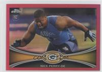 Nick Perry #43/399