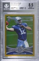 Andrew Luck [BGS8.5NM‑MT+] #/50
