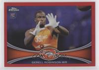 Gerell Robinson /25