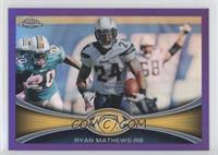Ryan Mathews #/499