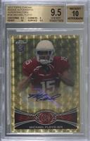 Michael Floyd /1 [BGS 9.5 GEM MINT]