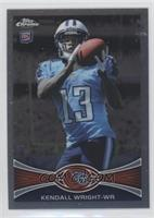 Kendall Wright (Catching Football)