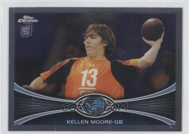 2012 Topps Chrome - [Base] #27 - Kellen Moore