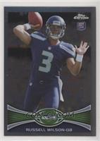 Russell Wilson (Throwing Hand Visible)