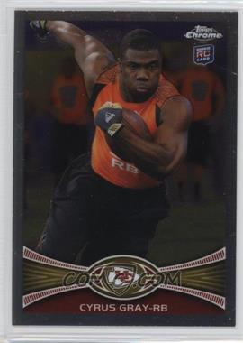 2012 Topps Chrome - [Base] #49 - Cyrus Gray