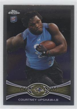 2012 Topps Chrome - [Base] #71 - Courtney Upshaw