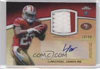 LaMichael James /50