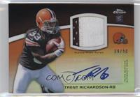 Trent Richardson /50
