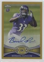 Bernard Pierce #/10