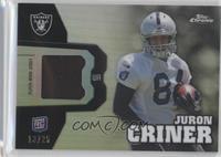 Juron Criner /25