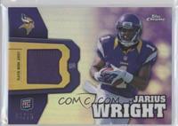 Jarius Wright /75