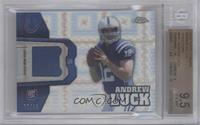 Andrew Luck /99 [BGS 9.5 GEM MINT]