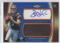 Brandon Weeden #/99