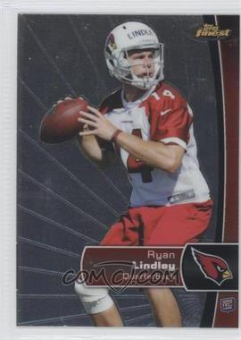 2012 Topps Finest - [Base] #105 - Ryan Lindley