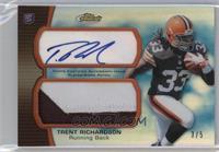 Trent Richardson #/5