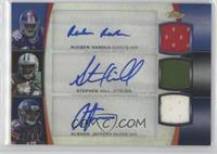 Rueben Randle, Stephen Hill, Alshon Jeffery /10