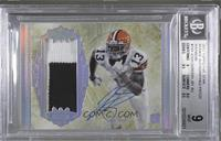 Josh Gordon /25 [BGS 9 MINT]
