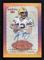 Aaron Rodgers [Noted] #/50