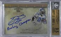 Emmitt Smith /10 [BGS 9.5 GEM MINT]