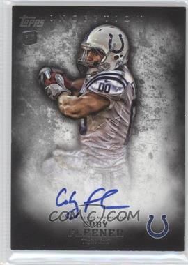 2012 Topps Inception - [Base] #125 - Coby Fleener