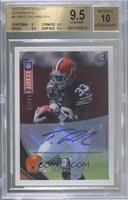 Trent Richardson [BGS 9.5 GEM MINT] #/15