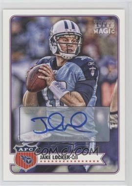 2012 Topps Magic - [Base] - Autograph [Autographed] #136 - Jake Locker