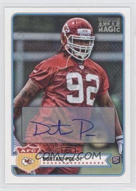 2012 Topps Magic - [Base] - Autograph [Autographed] #211 - Dontari Poe