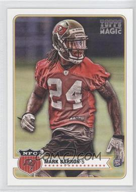 2012 Topps Magic - [Base] #197 - Mark Barron