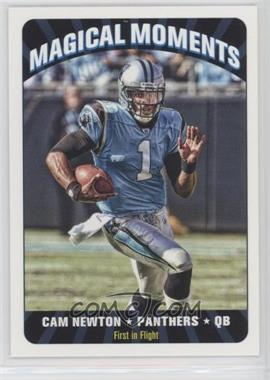 2012 Topps Magic - Magical Moments #MM-CN - Cam Newton