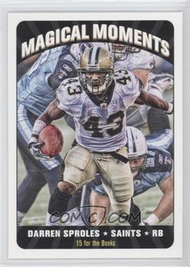 2012 Topps Magic - Magical Moments #MM-DS - Darren Sproles