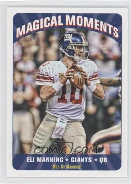 2012 Topps Magic - Magical Moments #MM-EM - Eli Manning