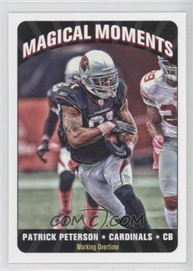 2012 Topps Magic - Magical Moments #MM-PP - Patrick Peterson
