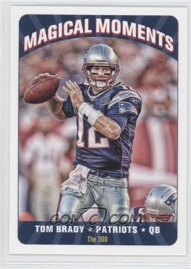 2012 Topps Magic - Magical Moments #MM-TB - Tom Brady