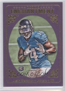 2012 Topps Magic - Rookie Enchantment #RE-JB - Justin Blackmon