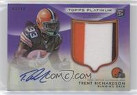 Trent Richardson [EX to NM] #/10