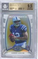 Andrew Luck /50 [BGS 9.5 GEM MINT]